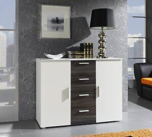 kommode kombi kommode sideboard anrichte schlafzimmer. Black Bedroom Furniture Sets. Home Design Ideas