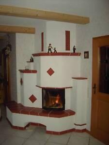 kachelofen kaminofen speicherofen kamin ebay. Black Bedroom Furniture Sets. Home Design Ideas