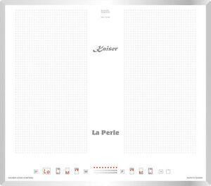 kaiser la perle fl chen induktionskochfeld 60cm kochfeld. Black Bedroom Furniture Sets. Home Design Ideas