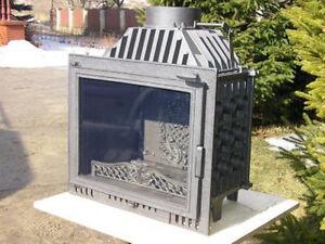 kaminofeneinsatz gusseisen 12 kw kamin ofen einsatz relief. Black Bedroom Furniture Sets. Home Design Ideas