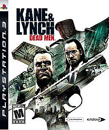 Kane & Lynch: Dead Men  (Sony Playstatio...