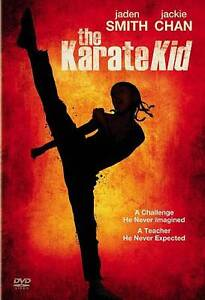 The Karate Kid (DVD, 2010)