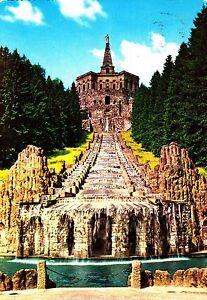 Kassel-Wilhelmshoehe-1965-gelaufene-Ansichtskarte