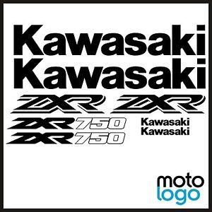 Kawasaki Zxr Decals