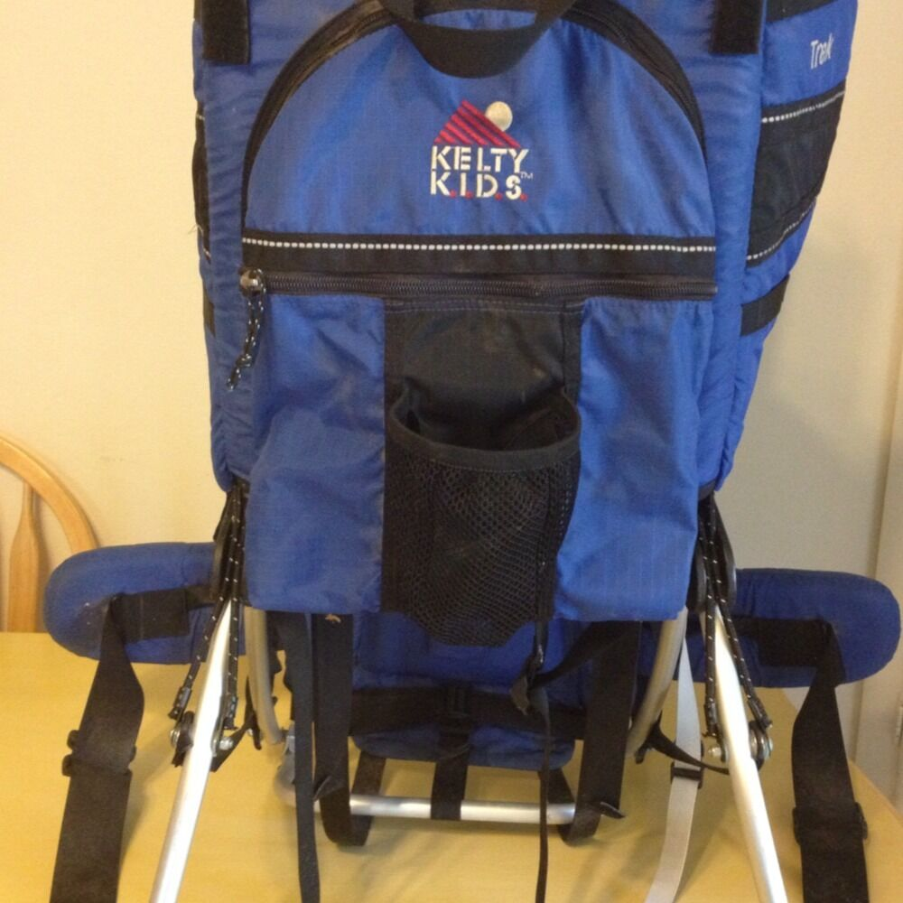 56313894843 Kelty Kids Trek Backpack Child Carrier Aluminum Frame Sturdy on ...