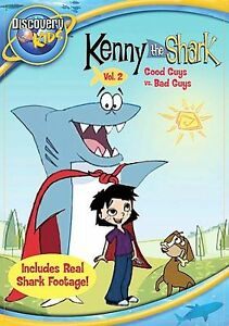 Kenny the Shark - Vol. 2: Good Guys vs. ...