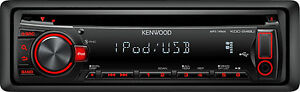 Kenwood KDC-248U USB/CD Player/MP3 In Da...