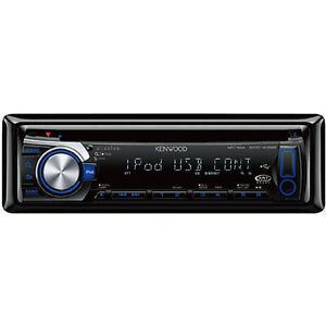 Kenwood KDC-X395 USB/CD Player In Dash R...