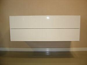 keramag icon 120cm 2s touch waschtisch unterschrank pass. Black Bedroom Furniture Sets. Home Design Ideas