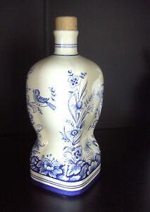 Keramik-Flasche-Sammlerstueck-mit-Malerei