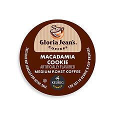 Keurig K Cup Gloria Jean's Coffee Macadamia Cookie 1 Box - 18 Count in Home & Garden, Food & Beverages, Coffee | eBay