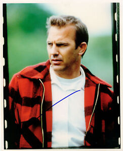 Kevin Costner Tin Cup Roy McAvoy Signed 8x10 COA | eBay