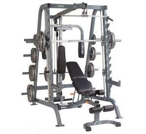 olympic weight machine