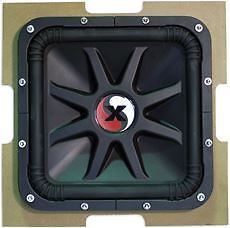 "Kicker SoloX S18X 2007 1-Way 18"" Car Sub..."