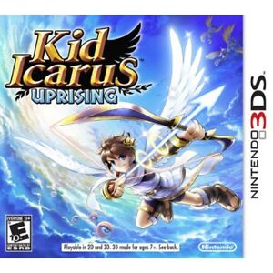 Kid Icarus: Uprising  (Nintendo 3DS, 201...
