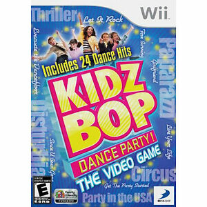 Kidz Bop Dance Party! The Video Game  (W...