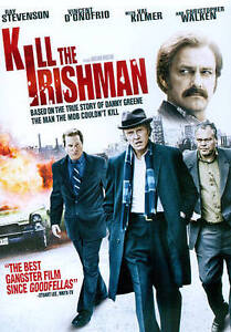 Kill the Irishman (DVD, 2011)