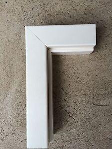 kilsgaard zarge typ 4 wei lackiert 1985 x 860 x 100mm din links ebay. Black Bedroom Furniture Sets. Home Design Ideas