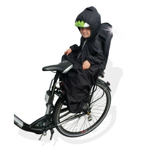 kinder regencape f r kinder fahrradsitz regenplane fahrrad. Black Bedroom Furniture Sets. Home Design Ideas