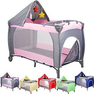 kinderreisebett mit zubeh r kinderbett laufstall babybett. Black Bedroom Furniture Sets. Home Design Ideas