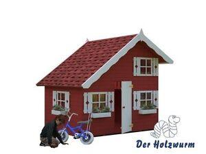 kinderspielhaus tom kinderhaus gartenhaus holz spiel haus. Black Bedroom Furniture Sets. Home Design Ideas