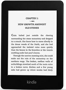 Kindle-Paperwhite-eBookReader-2-GB-WLAN-Modell-2014-schwarz-Reader-NEU-OVP
