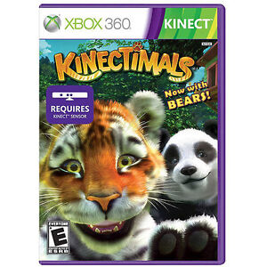 Kinectimals: Now With Bears!  (Xbox 360,...
