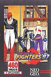 King of Fighters '97  (NeoGeo CD, 1997)