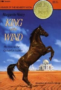 King of the Wind: The Story of the Godolphin Arabian by Marguerite Henry... in Books, Children & Young Adults | eBay