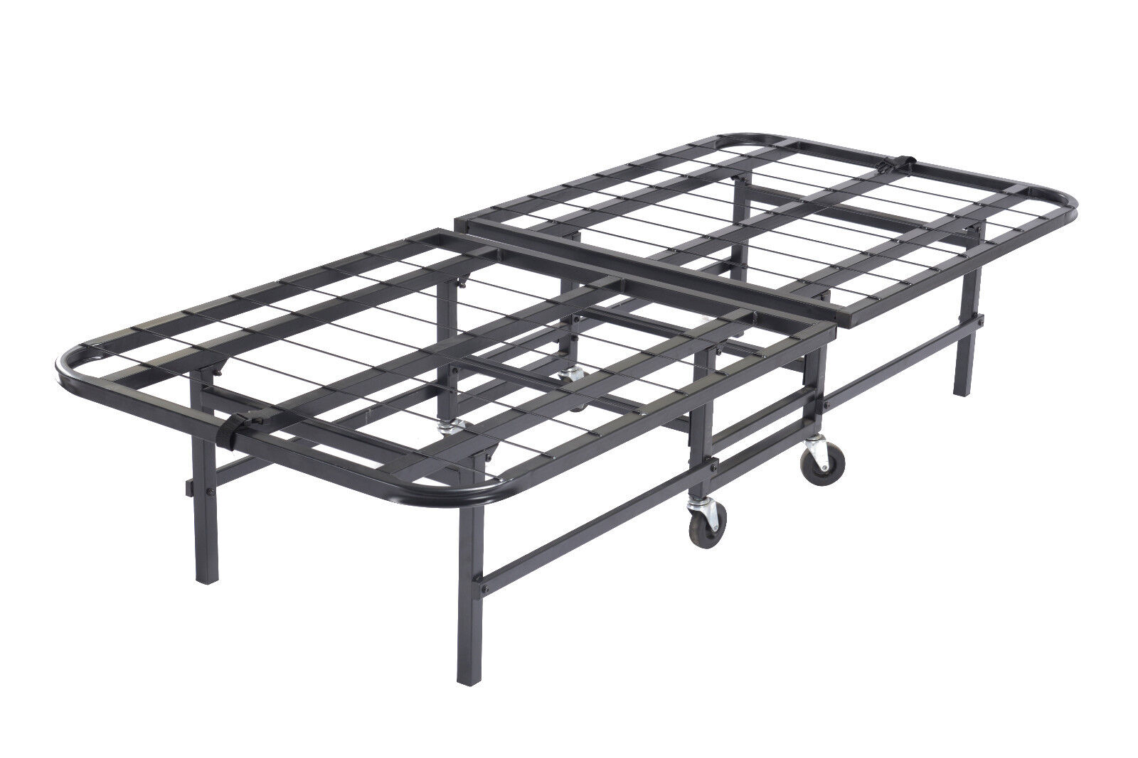Kings brand 30 heavy duty metal platform folding guest for New bed frame