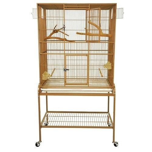 "Kings Cages Parrot Bird Cage SLFXL 3221 32""W x 21""D x 62"" H toy toys cages in Pet Supplies, Bird Supplies, Cages 