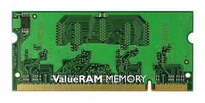 Kingston KVR667D2S52G (2 GB, DDR RAM, 66...