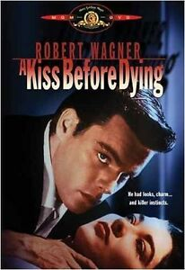 A Kiss Before Dying (DVD, 2002, Widescre...