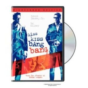 Kiss Kiss, Bang Bang (DVD, 2006)