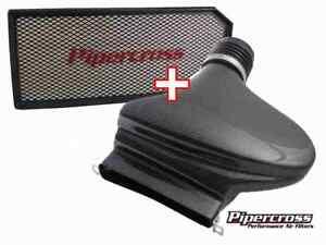 Kit aspirazione filtro aria sportivo carbonio pipercross for Filtro aria cabina da golf vw
