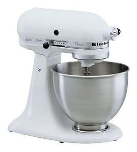 kitchenaid k5ss heavy duty commercial 325 watts stand mixer ebay. Black Bedroom Furniture Sets. Home Design Ideas