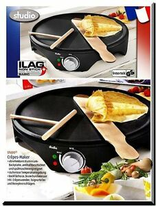 Kitchenware-Diaet-Grill-Crepes-Crepes-Maker-34cm-Pfann-Kuchen-Fladenbrot-K2