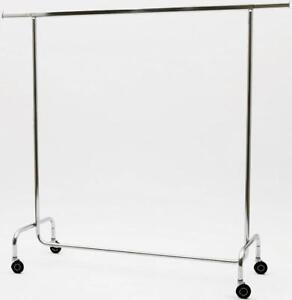 kleiderst nder kleiderrollst nder kleiderstange metall ebay. Black Bedroom Furniture Sets. Home Design Ideas