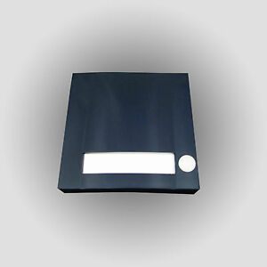 Klingelplatte-DUWI-1-fach-Kunststoff-blau-Klingeldruecker-Taster-Klingelknopf