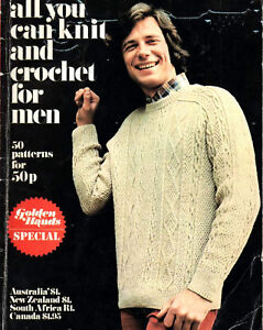 Crochet Pattern Central - Free Men's Clothing Crochet