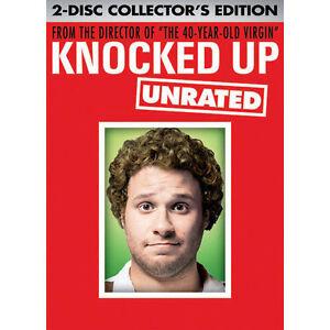 Knocked Up (DVD, 2007, 2-Disc Set, Unrat...