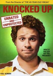 Knocked Up (DVD, 2007, Unrated and Unpro...