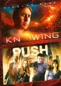 Knowing/Push (DVD, 2011, 2-Disc Set)