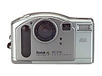 Kodak DC DC210 1.1 MP Digital Camera - S...