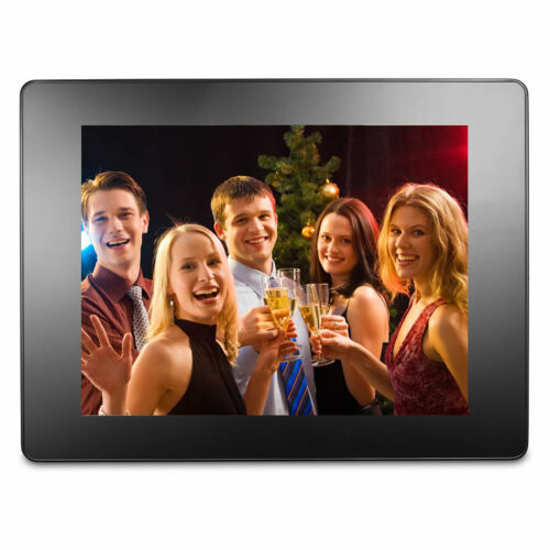 "Kodak EasyShare 8"" Digital Black Picture Frame in Cameras & Photo, Digital Photo Frames 