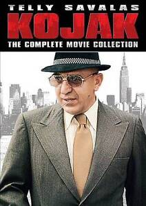 Kojak: The Complete Movie Collection (DVD, 2012, 4-Disc Set) in DVDs & Movies, DVDs & Blu-ray Discs   eBay