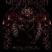 Koloss by Meshuggah (CD, Mar-2012, Nucle...