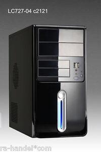 Komplett-PC-Win-XP-Intel-Pentium-2x-3-0GHz-8GB-250GB-ASRock-System-Rechner