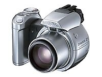 Konica-Minolta-DiMAGE-Z1-3-2-MP-Digital-Camera-Silver