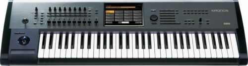 Korg Kronos 61 Workstation Synthesizer Keyboard in Musical Instruments & Gear, Electronic Instruments, Synthesizers | eBay